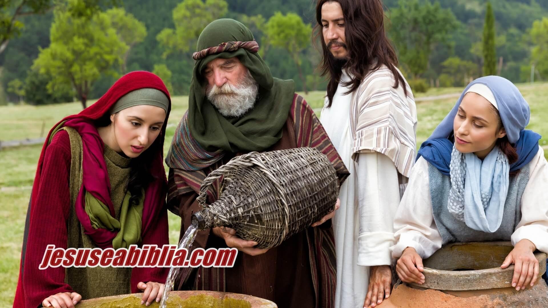 Bodas de Caná da Galileia