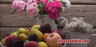 Os Frutos do Espírito - Jesus e a Bíblia