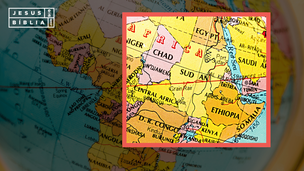 Isaías 18 - Etiópia