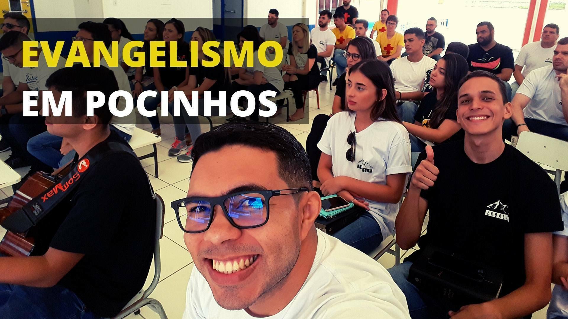 Evangelismo em Pocinhos – PB (IMPACTANTE)