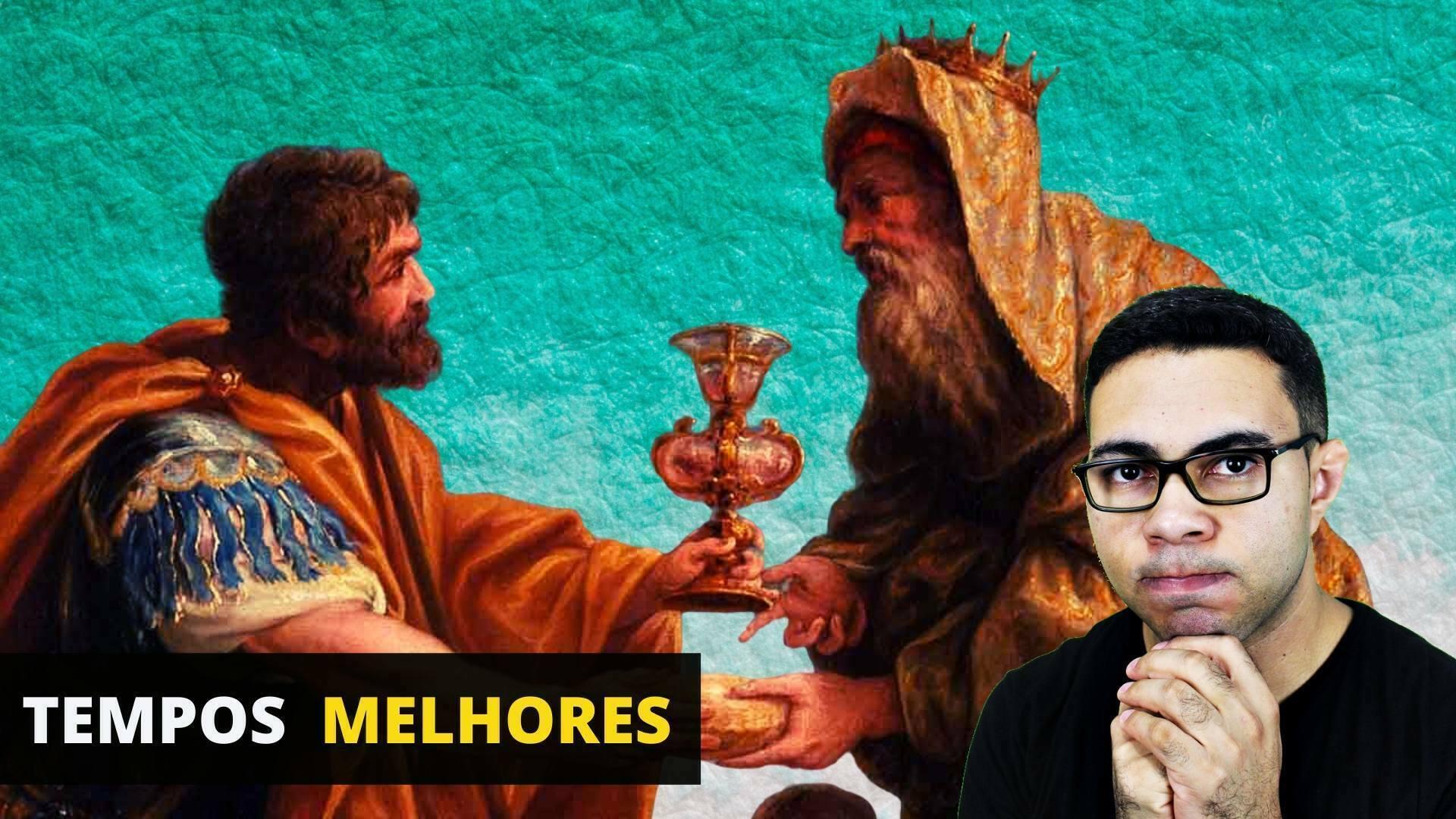 Melquisedeque e o Sacerdócio Superior